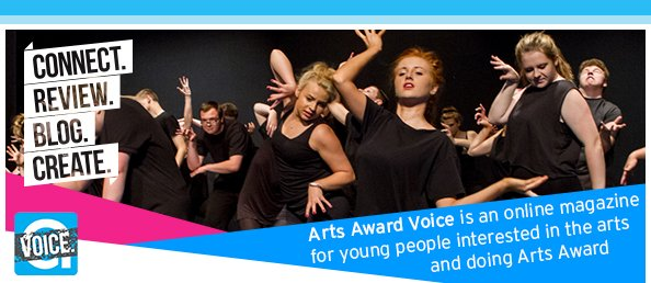Arts Award Voice
