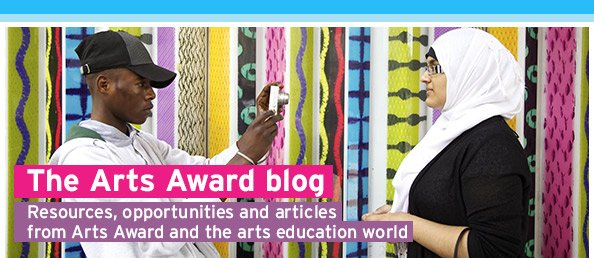 The Arts Award blog